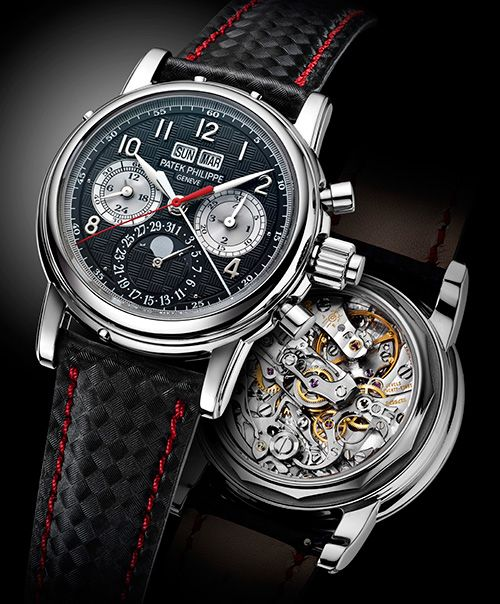 A unique piece for Only Watch 2013 Patek Philippe the Grand Complications Ref.5004T (PR/Pics http://watchmobile7.com/data/News/2013/06/130608-patek_philippe-Grand_Complications_ref.5004.html) (1/2) #watches