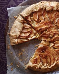 Country Apple Galette // More Fruit Desserts: http://fandw.me/X3d #foodandwine