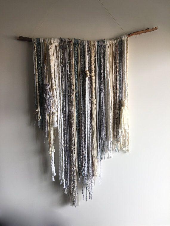 Fiber Wall Hanging