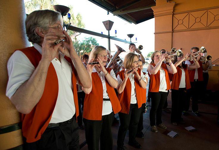 Image result for longhorn alumni band