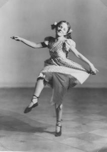 """Currier Collections Online - """"Portrait of Niddy Impekoven"""" by Lotte Jacobi. Currier Museum of Art: Dance Supreme, Lott Jacoby, Currier Collection, Collection Online, Lotte Jacoby, Behav Woman, Currier Museums, Woman Seldom, Well Behav"""