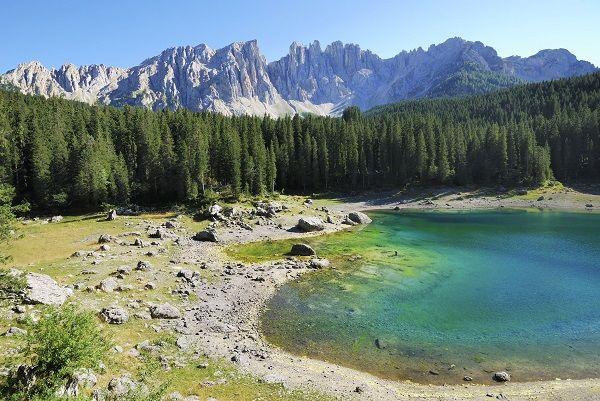 25 mooiste meren Italië