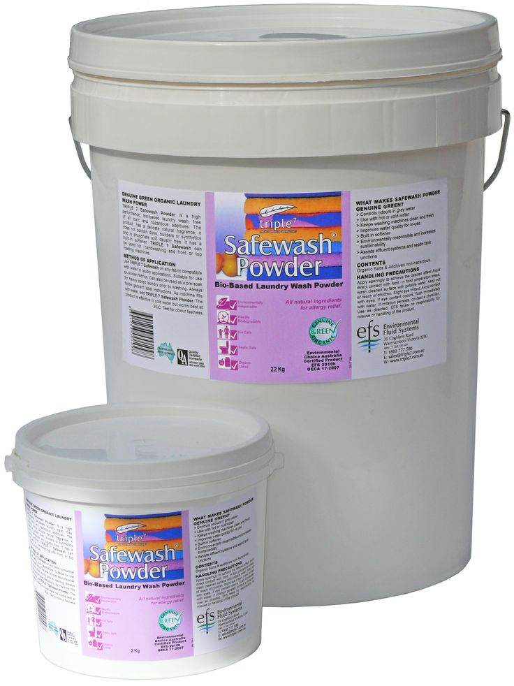 Safewash Laundry Powder 2Kg + 22Kg