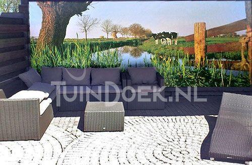 Modeltuinen met voorbeelden van tuindoeken   Tuindoek.nl