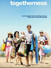 Togetherness (HBO-January 11, 2014) Created by brothers Mark and Jay Duplass.  It follows two married couples living under the same roof.  Stars: Mark Duplass as Brett, and Melanie Lynskey as MIchelle, who are both struggling to rekindle their relationship while sharing digs with Brett's BFF (Steve Zissis) as Alex, and Michelle's sister (Amanda Peet) as Tina. A lot of dramedy, as they all try to remain friends, siblings, and spouses.