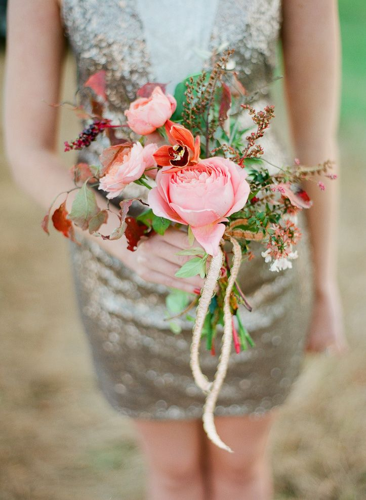 Gorgeous wedding bouquet