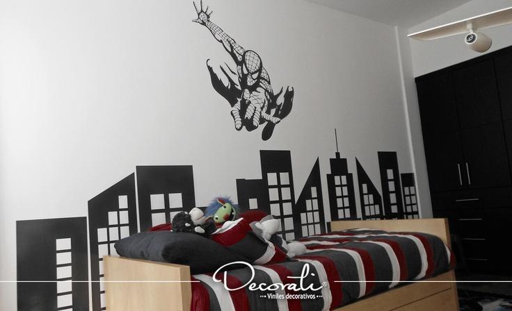 Spider City by Decorati