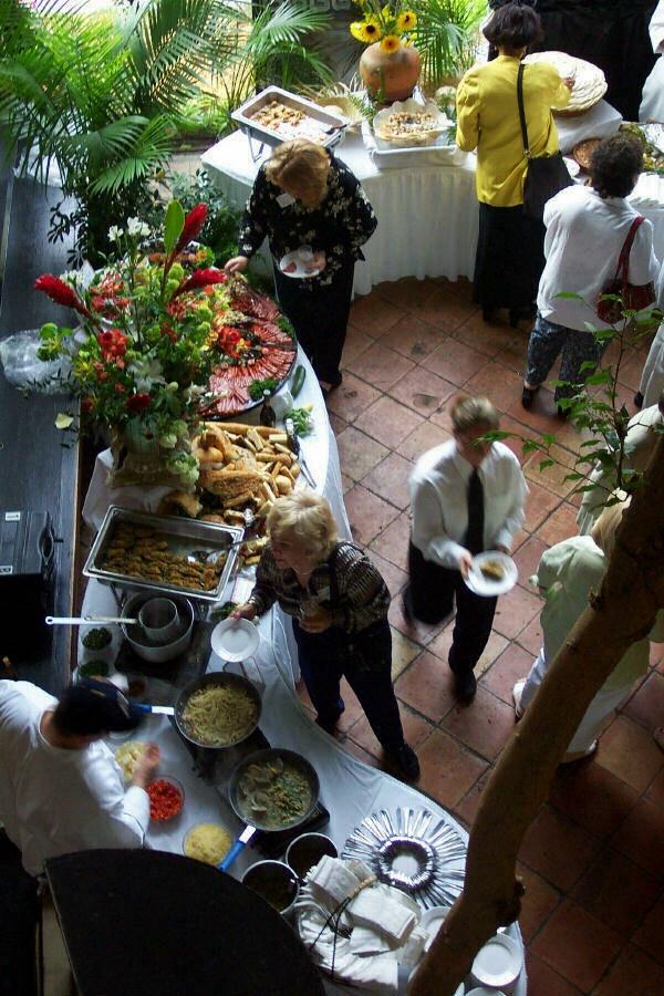 Atrium Buffet