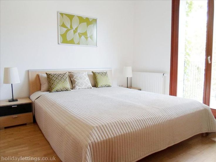 Lime Apartment - Bedroom