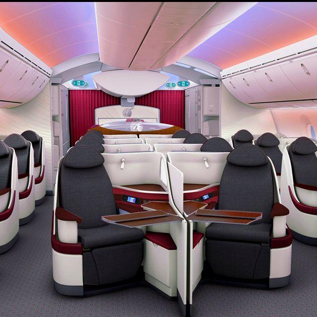 qatar airways business class new office pinterest. Black Bedroom Furniture Sets. Home Design Ideas