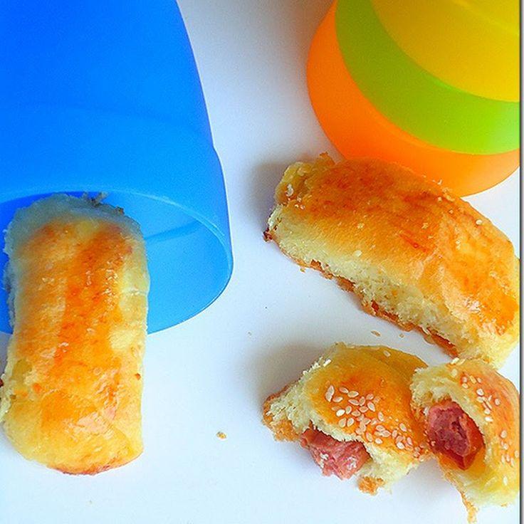 Syntages...apo spiti: Ζυμή για τυροπιτάκια ή λουκανοπιτάκια