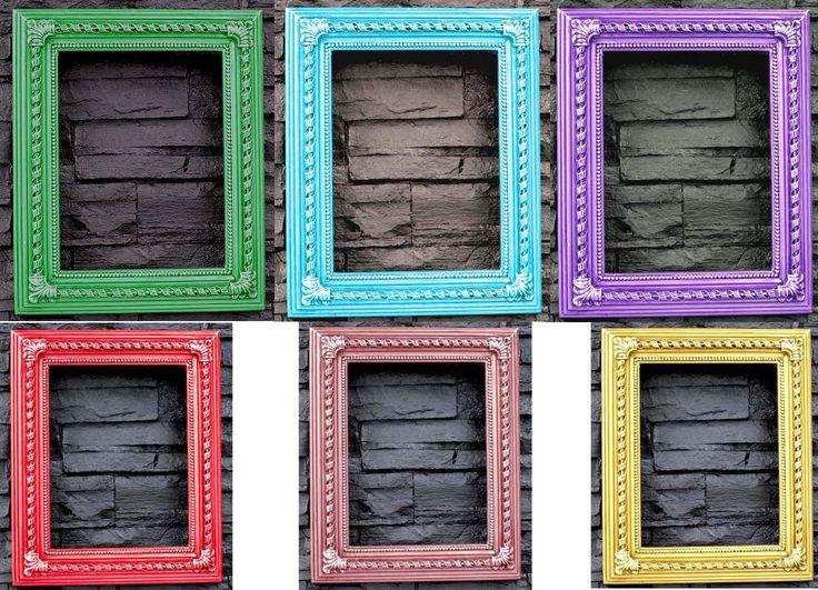 #Marco Espiral para enmarcar lienzos, fotografías o espejos. Disponible en todas las medidas de paisaje y figura.Medidas: Ext. 53 x 38,5 cm - Int. 41 x 27 cm Decorado artesanalmente en resina de poliuretano. Precio: 63 euros #decoracion con encanto #Espejos