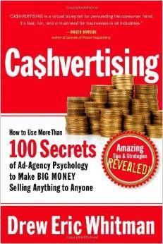 Cashvertising by Drew Eric Whitman