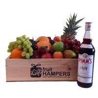 Pimm's No 1 Hamper  www.igiftfruithampers.com.au  #fruithampers #fruitgifts #giftsformen #luxurygifts #mangifts #freeshipping #hampers #gifthampers #giftsaustralia