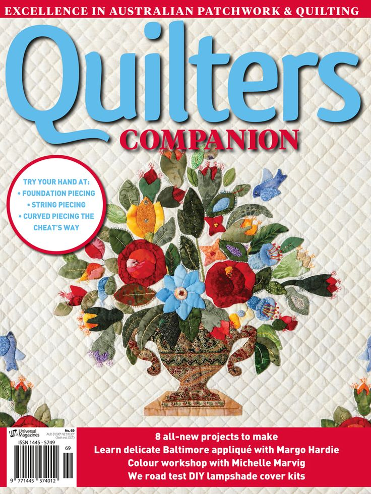 Quilters Companion #69