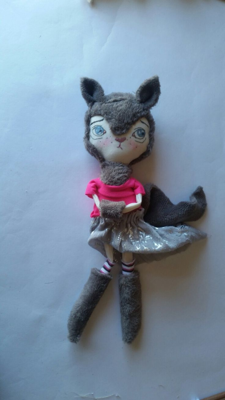Little Wolf girl.  Find me on IG @ripleycatco