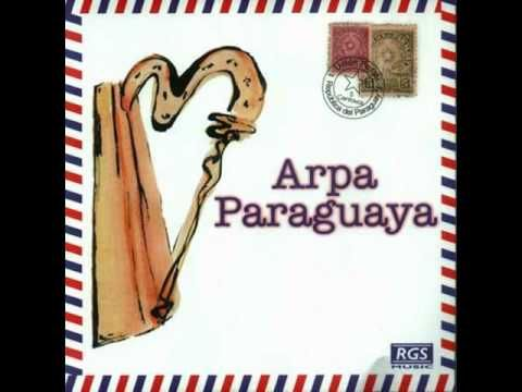 ARPAS EN ESTEREO - Paraguay y su música - CD Completo - YouTube