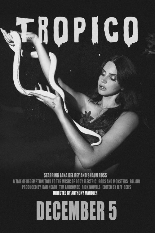 Tropico - Lana Del Rey version on Adam & Eve story