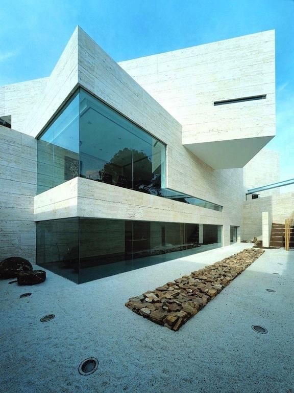 Modern House by A-cero as Architects
