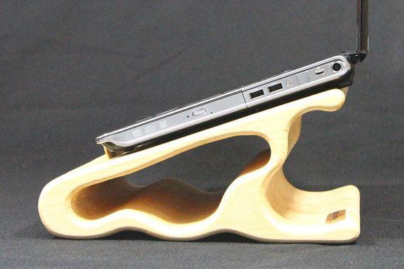 Laptop stand / PC stand / Laptop support / di VenaturArtistica