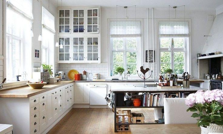 Kitchen Design Layouts U Shaped with Island