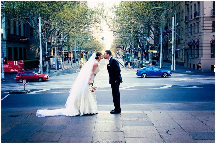 Vanessa + Shayne: Wedding Photography Melbourne