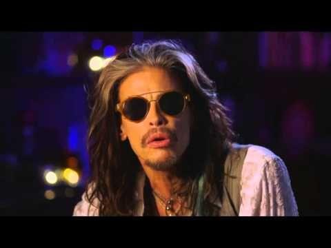 Say hello Steven Tyler! Liten hilsen fra Aerosmithvokalisten til fansen