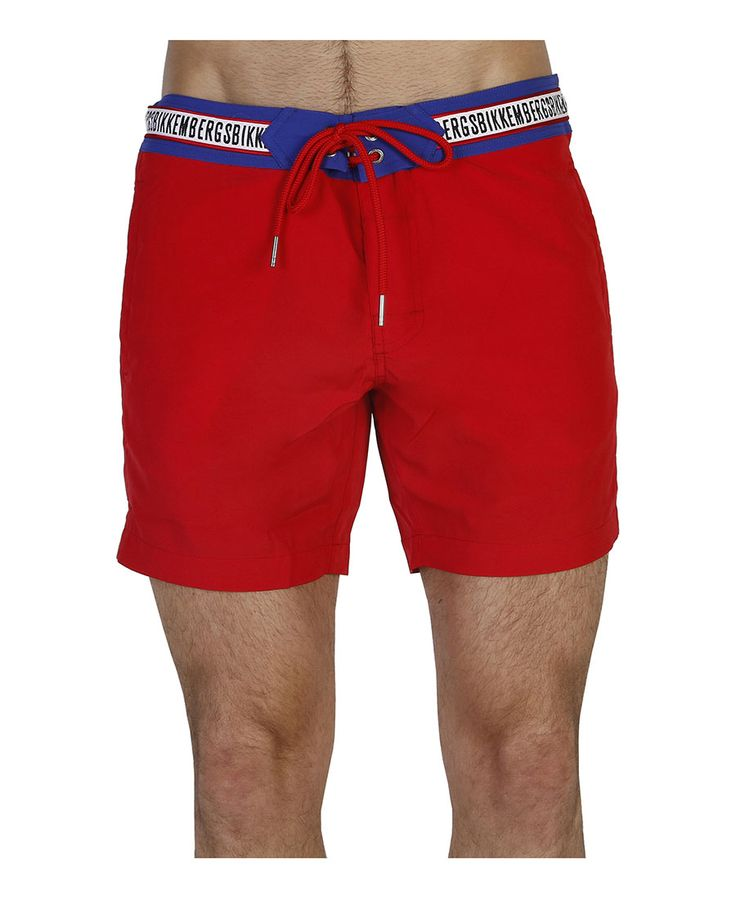 Costume uomo  BIKKEMBERGS B6G5005 Rosso - Primavera Estate - titalola.