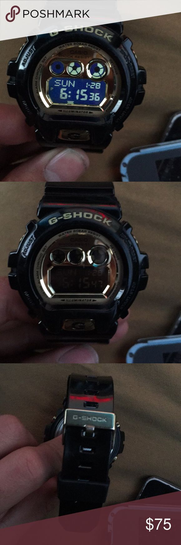 G-shock It's in good condition just don't need it anymore G-Shock Accessories Watches