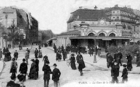 145 best porte maillot images on pinterest unitards belle epoque and paris - Porte maillot arrondissement ...