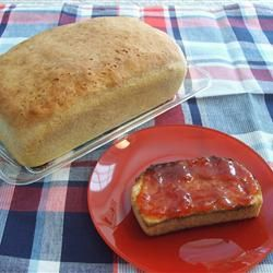 English Muffin Bread Allrecipes.com: Toaster Ovens, Fun Recipe, Breads Recipe, Break Breads, English Muffins Breads, Baking Sodas, Breads Machine, Breads Allrecipescom, Old Recipe