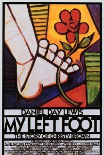 My Left Foot (1989) - the story of Chris Brown