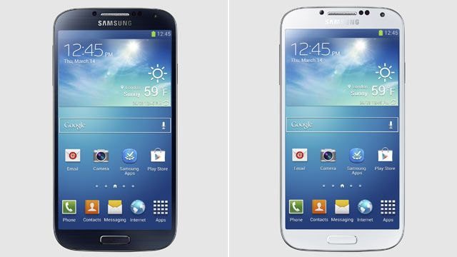 Samsung Galaxy S4 Announced: Control the Phone with Waves and Tilts - ABC News