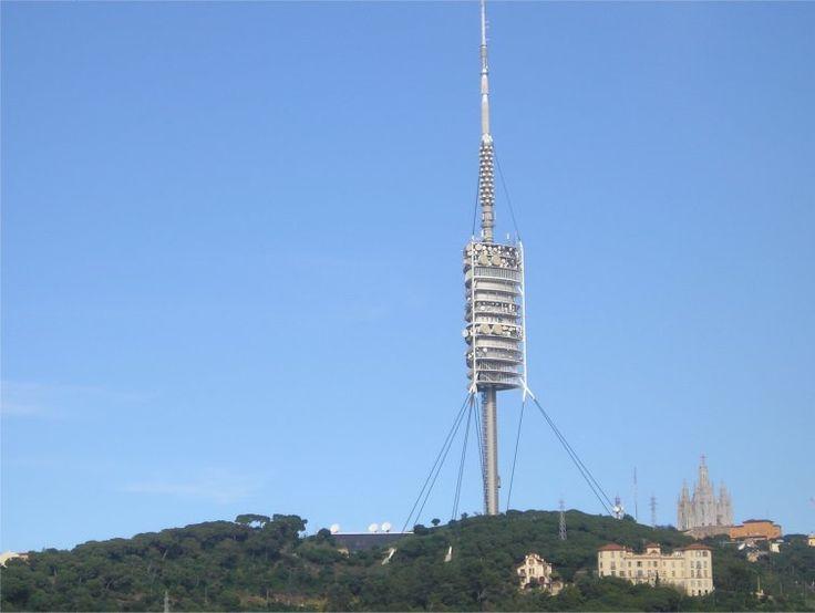 Torre Collserola (1992) Norman Foster