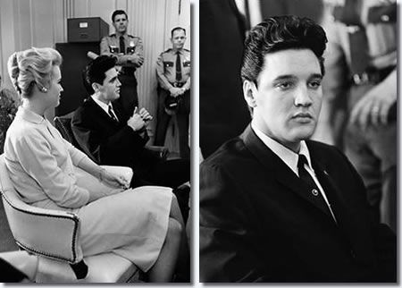 Colonel Elvis Presley Tennessee State Legislature March 8, 1961 3