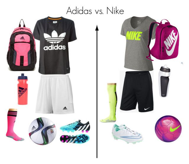 marvelous nike and adidas outfit