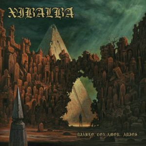 Interview with Xibalba hardcore death metal from Pomona CA.
