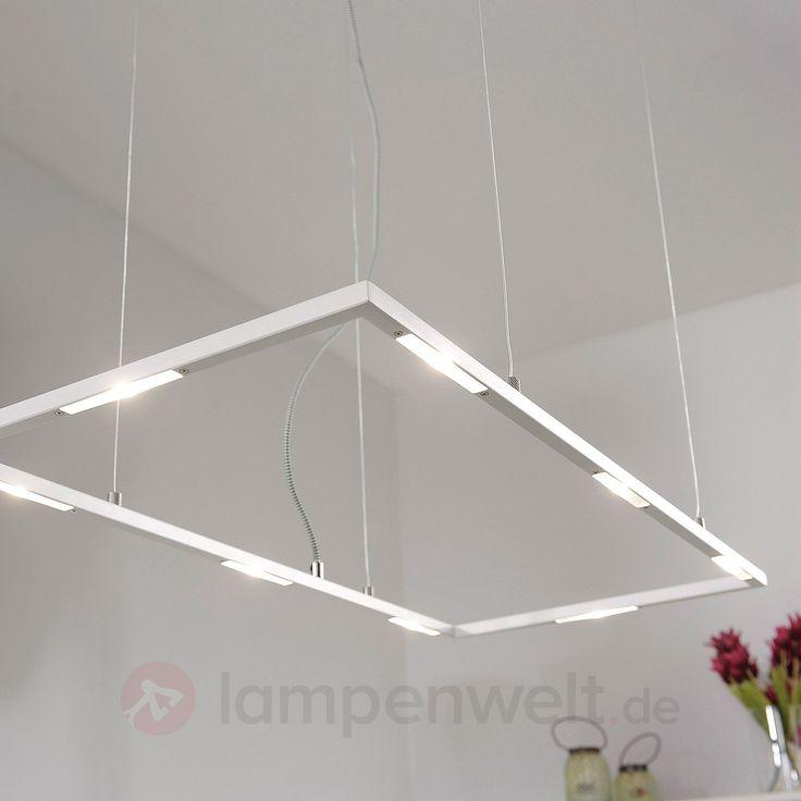 80 cm Länge - dimmbare LED-Hängelampe Kona 6722226
