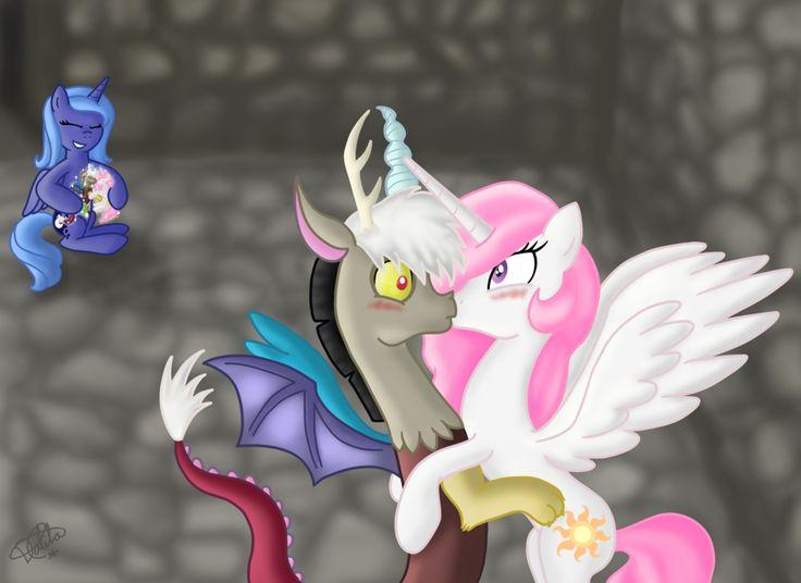 Luna Ships It Distlestia Mlp Disney Characters Discord