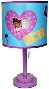 Doc McStuffins Table Lamp