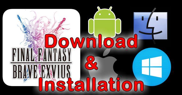 """Brave Exvius: Herunterladen und Installation des Spiels - https://finalfantasydojo.de/walkthroughs/brave-exvius-herunterladen-installation-spiels-9801/ #FFBE #FFBEWW #Installation Ihr möchtet Final Fantasy Brave Exvius am Computer oder Handy spielen? Wir zeigen euch, wie das geht!   Artikel #1 von 1 der Artikelserie """"ff-brave-exvius-amazon-app-amazon-coins"""""""