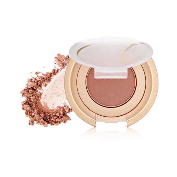 jane iredale jane iredale PurePressed Eye Shadow - Dreamy Pink ($19) ❤ liked on Polyvore featuring beauty products, makeup, eye makeup, eyeshadow, mac eyeshadow, eye shadow, bare minerals eye shadow and pink eyeshadow