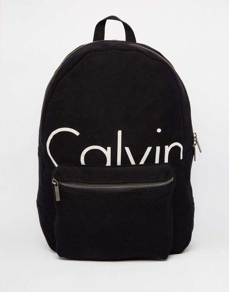 Bild 1 von Calvin Klein – Rucksack mit Logo