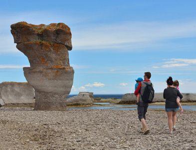 Mingan Archipelago National Park Reserve - Quebec