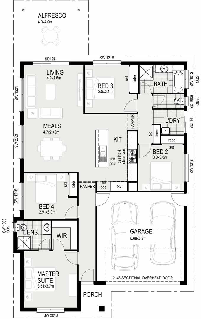 Tobago House Design