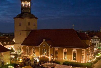 Traditioneller Burgdorfer Weihnachtsmarkt - St. Pankratius Burgdorf