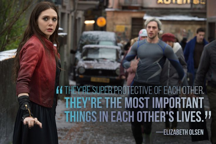 "How Joss Whedon Brought Quicksilver And Scarlet Witch To The ""Avengers"" Franchise - BuzzFeed News"
