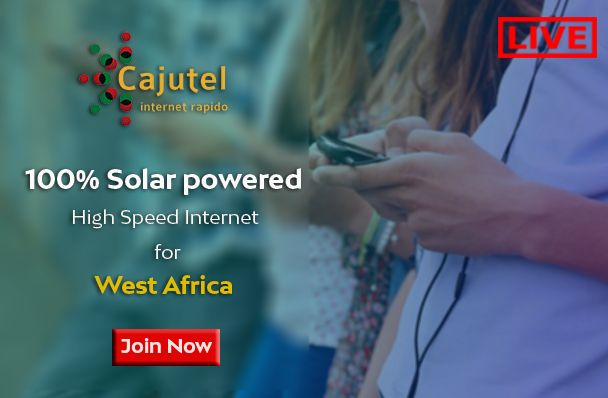 Cajutel believes blockchain technology can help Africa gain better internet access.High speed Internet provider, Cajutel, is using Blockchain technology as a tool to raise capital for the development of Internet services in Guinea Bissau and Guinea.