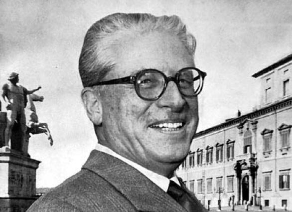 Giovanni Gronchi Président de la République Italienne (1955-1962)