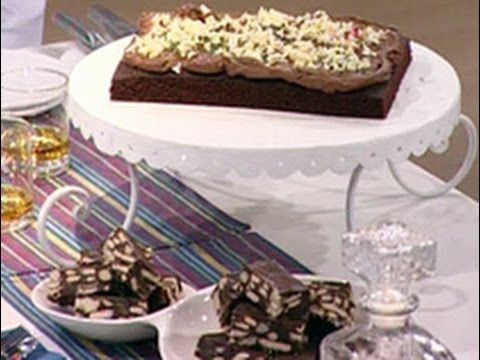 Método Gross. Los Clásicos - Cake de Chocolate, Glaseado de Chocolate, Barritas de Chocolate - YouTube